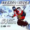 Stoked Rider Big Mountain Snowboarding